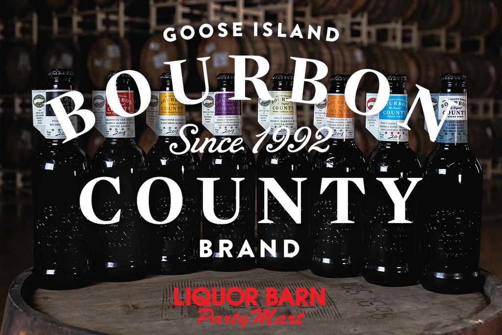 Bourbon County Brand Stout Release
