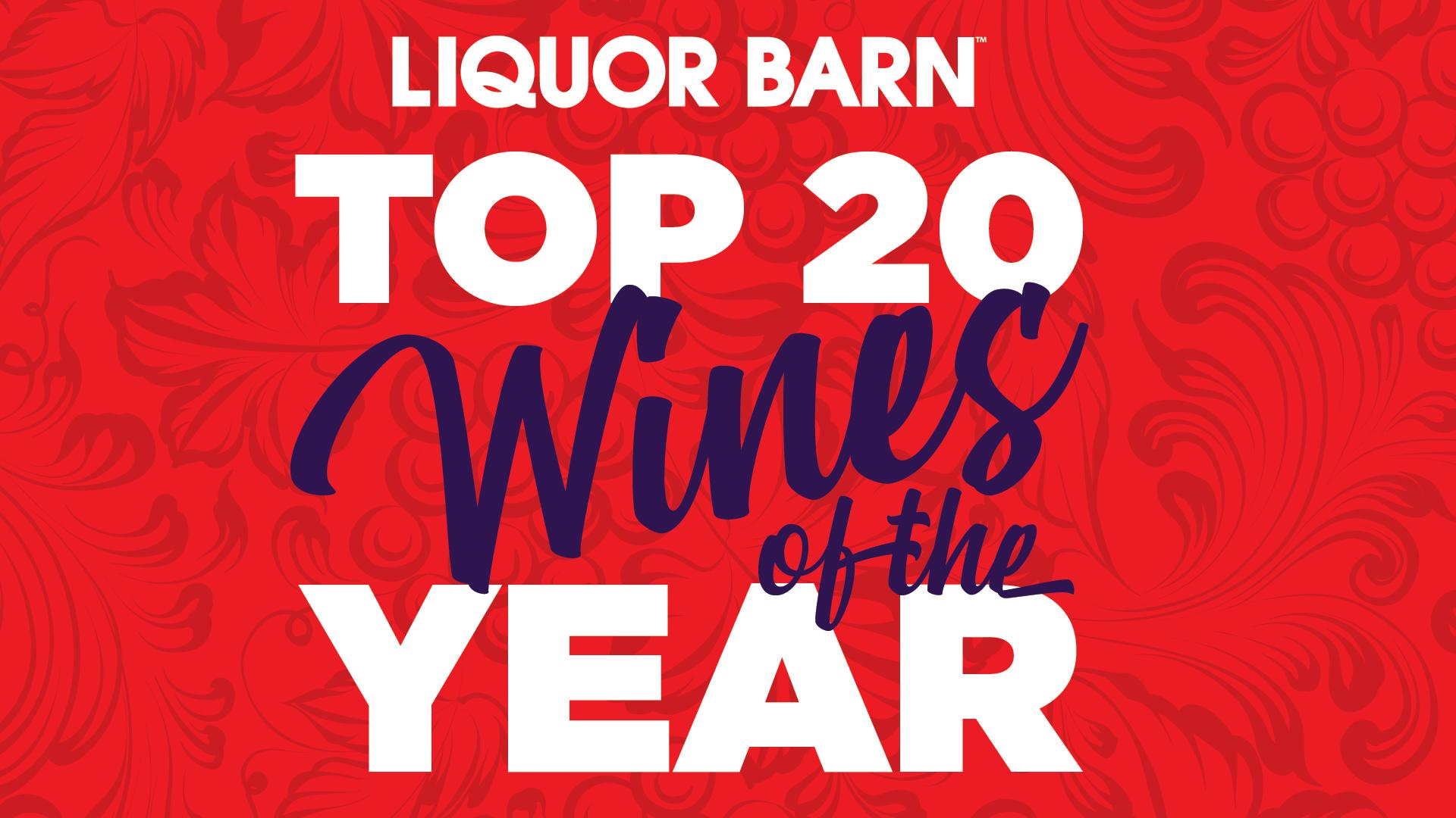TOP 20 Wines